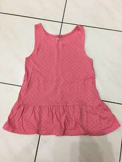 H&M Girl Dress 2-5yrs