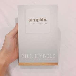 Simplify - Bill Hybels