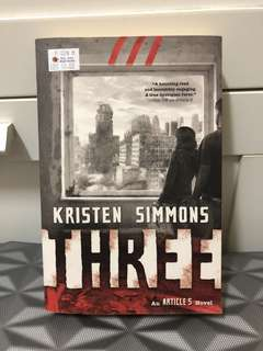 Kristen Simmons - Three