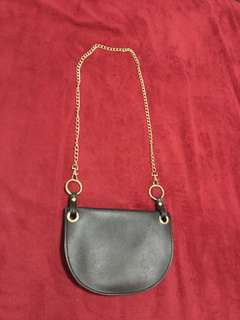 Parisian small sling bag, waistline bag