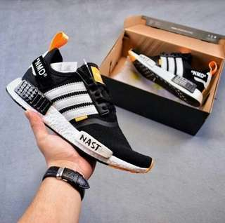 Adidas NMD NST off white for man premium Quality 100%%%