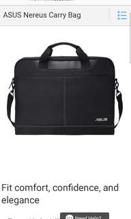 BNIB ASUS laptop bag 16''