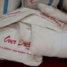 Bantal Silikon Over Dream