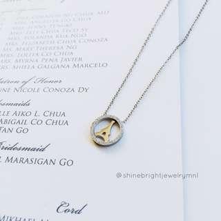 Paris Necklace (Silver Tone)