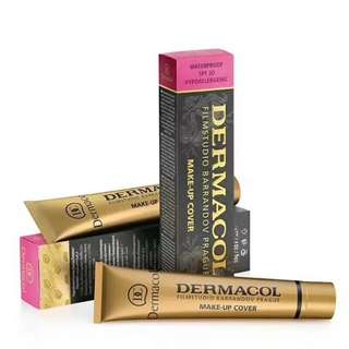 (PO)Dermacol Foundation Tube