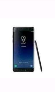 Samsung Note 8 Black Kita Kredit Proses Cepat