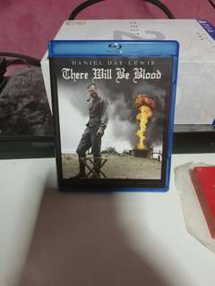 🚚 There will be blood blu ray