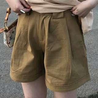 🚚 美式復古工裝褲