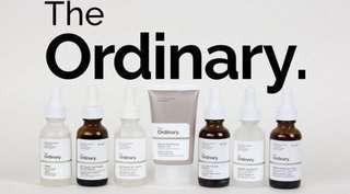 🚚 The Ordinary