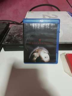 🚚 Blaie witch project blu ray