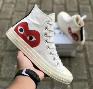 Converse all star PLAY for man premium BNIB 100%%%