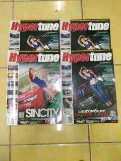 Majalah Kereta Hypertune