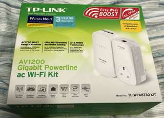 WiFi Booster TP-Link - Very Cheap Price!