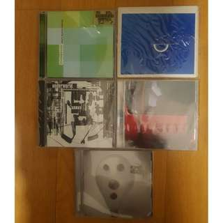 Underworld CDs