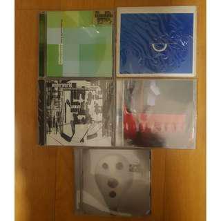 Underworld CDs