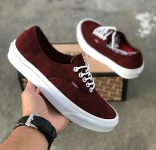 Vans authentic for man PREMiUM BNIB