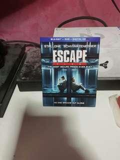 🚚 Escape plan blu ray
