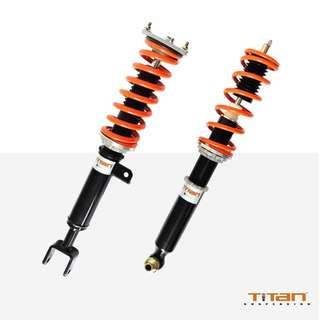 TITAN suspension