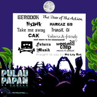 Weekend Camp Music Fest @ Malaysia
