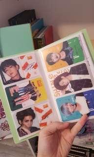 Photocard holder kpop