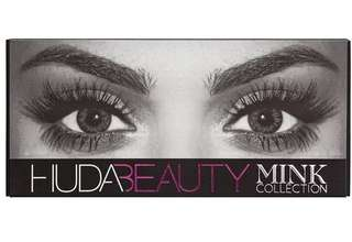 HUDA BEAUTY MINK EYELASHES