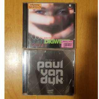 Techno CDs