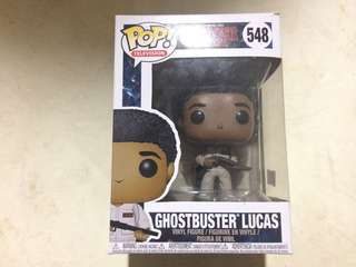 Funko Pop GHOSTBUSTERS LUCAS