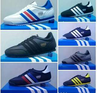 Adidas dragon for man