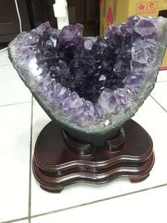 🚚 紫晶洞