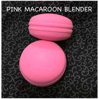 MACAROON SPONGE & SILISPONGE (Beauty blender)