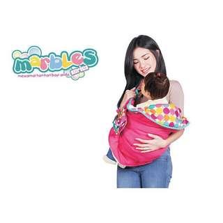 Gendongan Bayi Samping SNOBBY - Pink