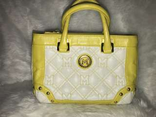 Original METROCITY METRO CITY bag with 1 free LV fashion bag