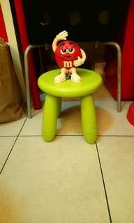 M&M's國外版糖果機