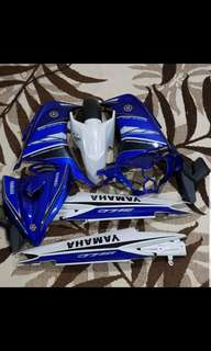 Yamaha Jupiter MX HLY Coverset