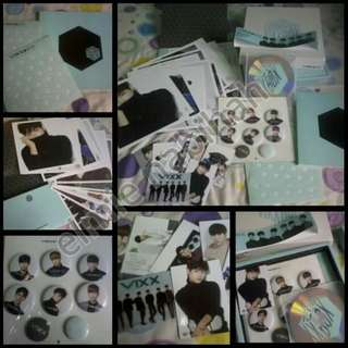 VIXX BOX For Our Fan (full set)