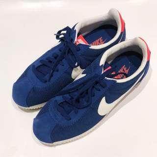 Brand New in Box Nike Cortez Coastal Blue Sail Bright Crimson