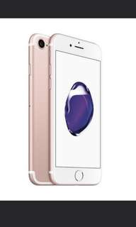 Kredit iPhone 7 [32 GB/ 3 GB]Rose