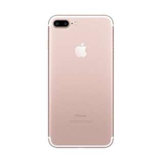 iPhone 7 Plus 128 GB Smartphone - Rose Gold Cicil Tanpa CC Low Dp