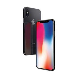 IPhone X 64 GB Smartphone - Space Gray And Silver Garansi Internasional
