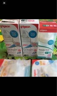 🚚 Brand New Pigeon Milk Bottles