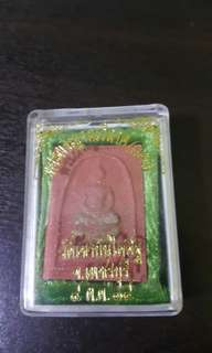 Phur Somdej by LP Deang. Wat Kao Ban Dai it. Original temple box and condition. Interested pm