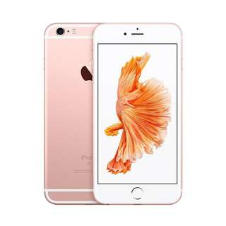 Apple iPhone 6s Plus 32 GB Smartphone - Rose Gold [Garansi Resmi]
