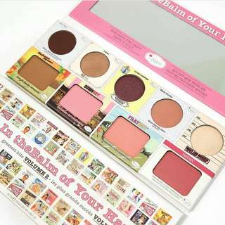 THE BALM VOLUME 2  PALLETE