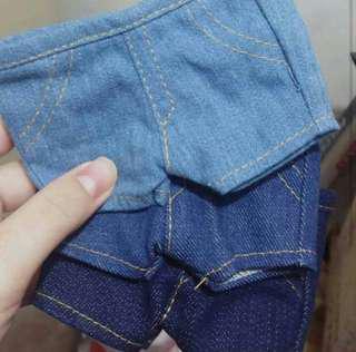 BTS防彈韓站製牛仔褲20-25cm