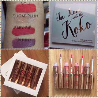 KYLIE IN LOVE WITH KOKO KOLLECTION 4PC SET