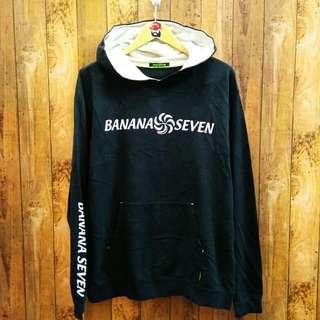 sweater hoodie banana seven murah