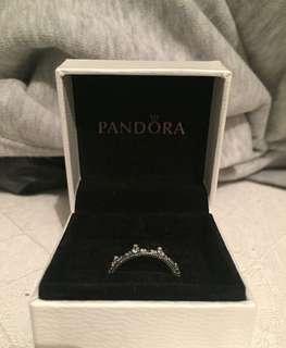 Pandora crown ring