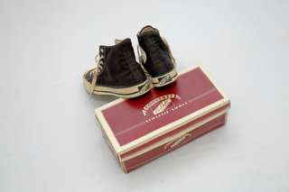 VTG NOS 40s CONVERSE® BLACK LABEL