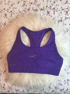 New Nike Sports Bra (XS)