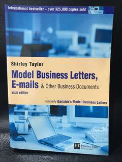 Model Business Letters, E-mails and others Business documents